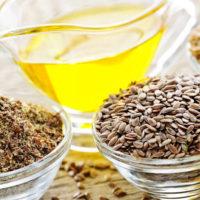 Льняное масло для похудения, противопоказания