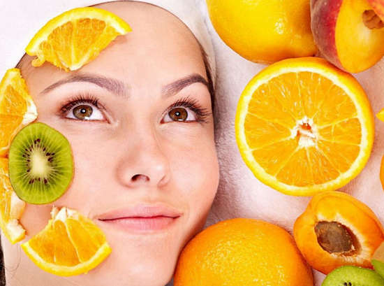апельсины в косметологии