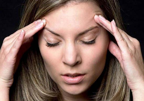 мигрень - особый вид головной боли