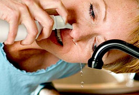 Как лечить гайморит если нет выделений из носа