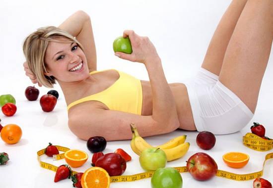продукты, полезные при целлюлите