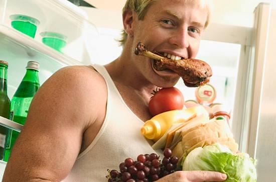 переедание - причины, симптомы, профилактика