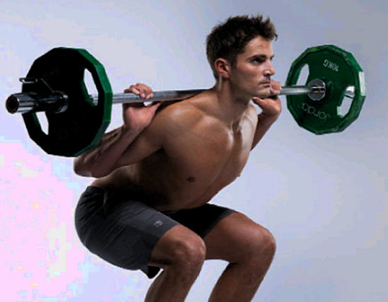 силовые нагрузки для увеличения тестостерона