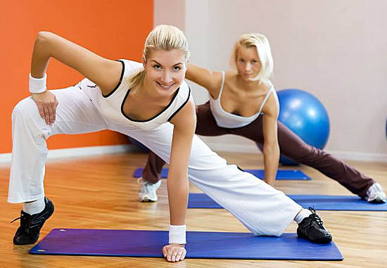фитнесс для похудения