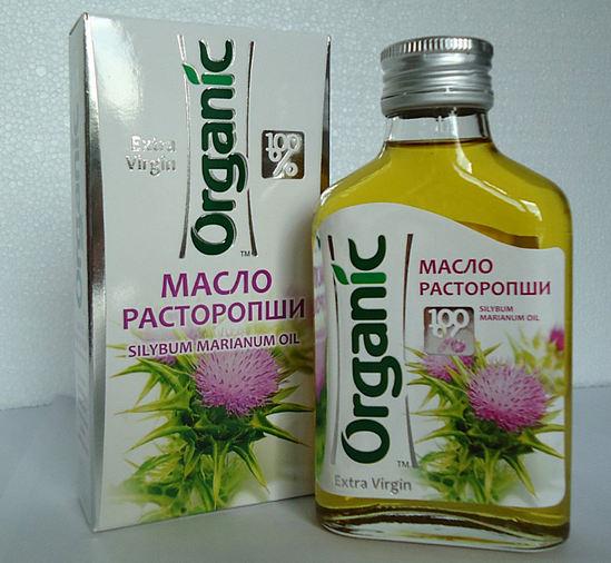 масло расторопши - польза и вред для здоровья