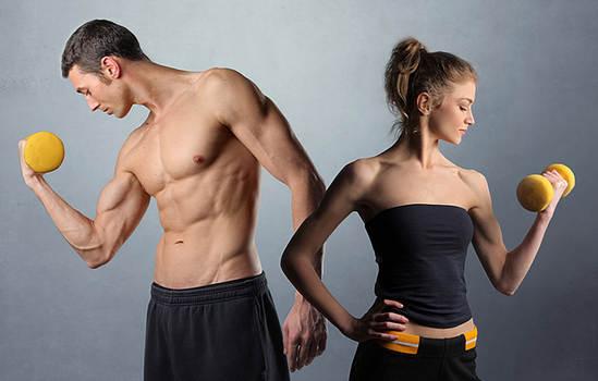 силовые упражнения фитнесс