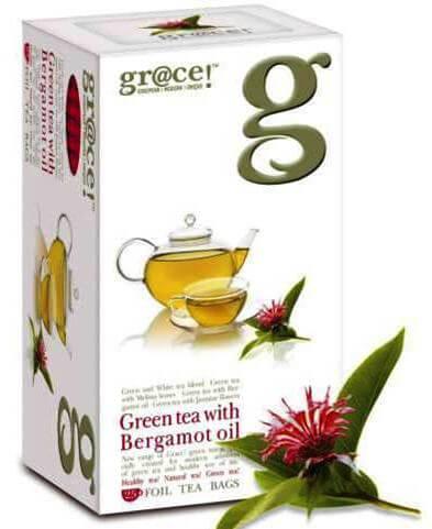 чай с маслом бергамота