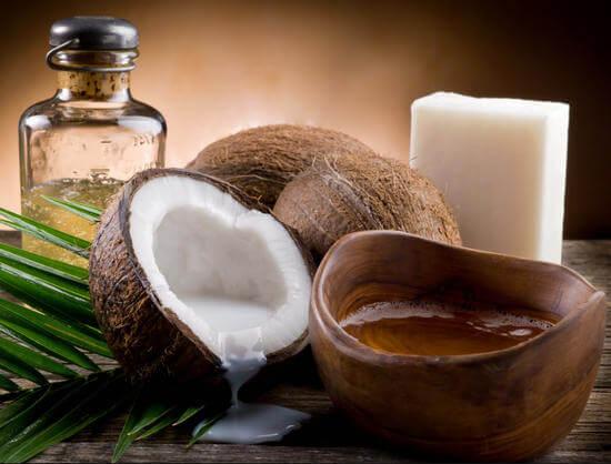 кокосовое масло - применение