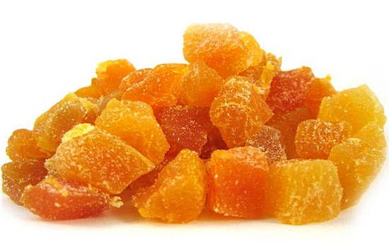 цукаты из папайя - полезные свойства