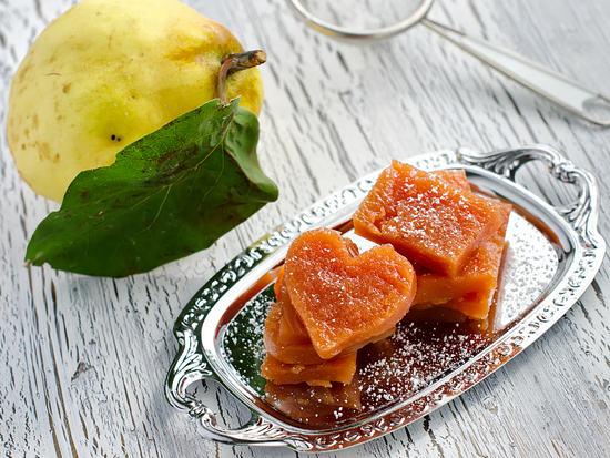 блюда из айвы - мармелад