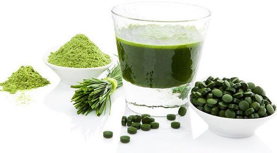 применение водоросли хлореллы в лечении