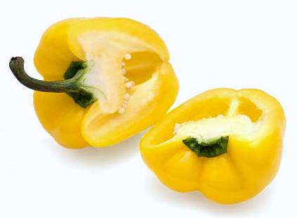 желтый перец - полезные свойства гостя из Болгарии