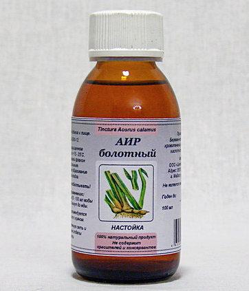 применение корня аира в народной медицине