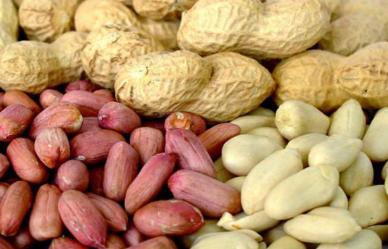 вред арахиса