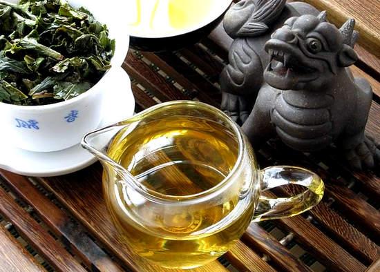 вред чая оолонг - улуна молочного