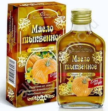 польза и вред тыквеного масла