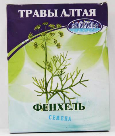 фенхель семена полезные свойства