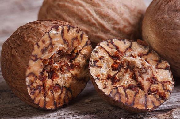 мускатный орех - применение