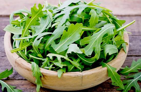 салат руккола польза