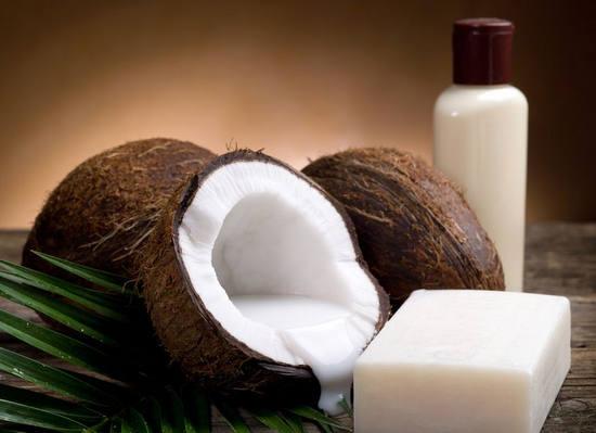 кокос и его молоко, масло