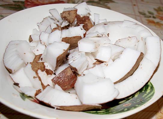 кокос народная медицина