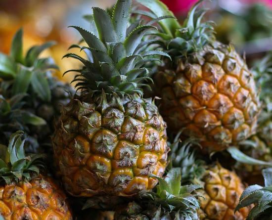 польза и вред ананасов