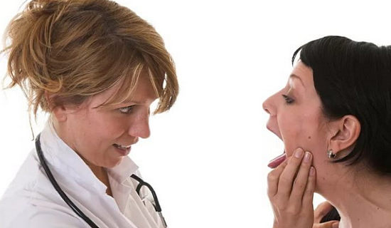 болит горло как лечить