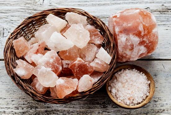 что такое розовая гималайская соль