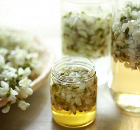 настойка цветов акации белой - применение