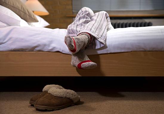 синдром беспокойных ног симптомы