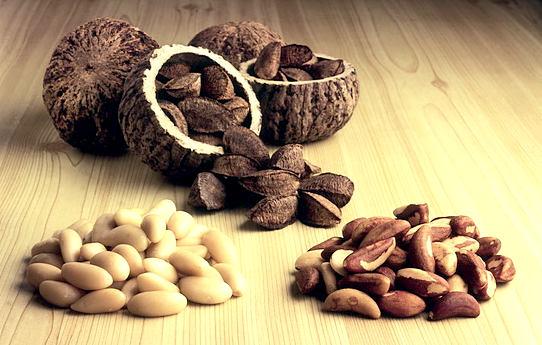 бразильские орехи польза и вред