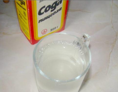 как употреблять пищевую соду для лечения