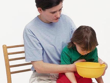 как вызвать рвоту у ребенка
