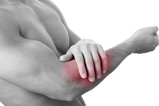 причины боли в руке