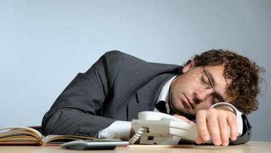 причины того, что все время хочется спать