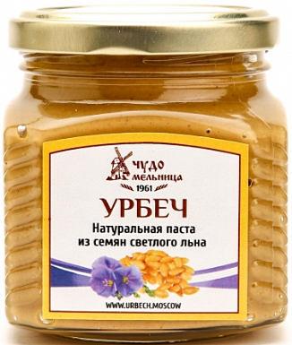 урбеч из белых семян льна полезные свойства