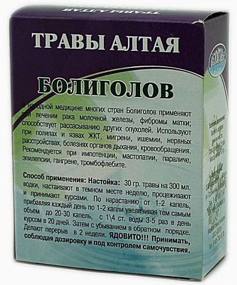 болиголов лечебные свойства и противопоказания