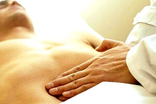 Боли в левом подреберье - причины, лечение боли под ребром