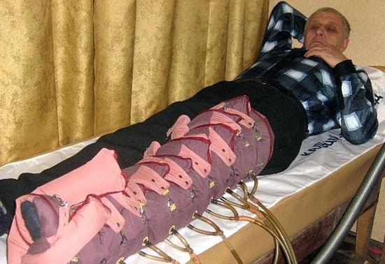 Лимфостаз нижних конечностей - причины, симптомы, лечение