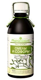 экстракт софоры и омелы