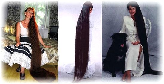 длинные волосы - как отрастить