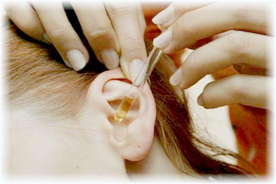 что делать при заложенности ушей