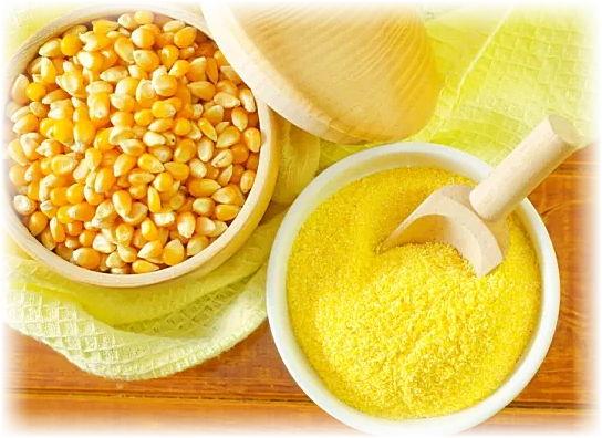 как варить кукурузную кашу
