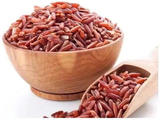красный рис - польза для организма