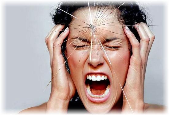 нервный срыв - симптомы
