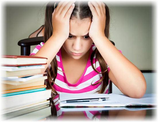 нервный срыв у детей и подростков