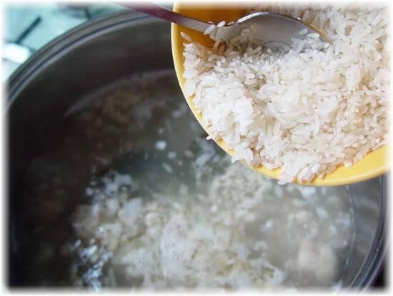 отвар рисовый от поноса