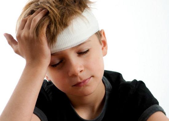 сотрясение мозга - симптомы и лечение