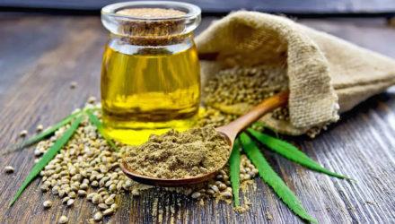 Конопляное масло – польза и вред, как принимать, полезные свойства для кожи, волос