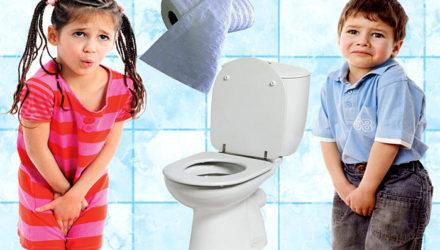 Энурез у детей – причины и лечение недержания мочи
